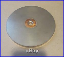 Glendo 6 inch Diamond Wheel 1200 Grit Fine for Power Hone GRS Tools Accu-Finish