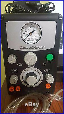 GraverMach and BenchMate (GRS Engraving Tools)