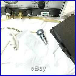 GraverMax GRS Tools Engraving Machine/Engraver WITH 2 HANDPIECES