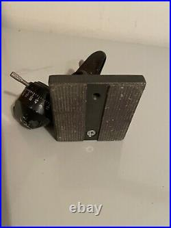 Grs 003-570 Quick Graver Sharpening Fixture And Post Original Owner Used