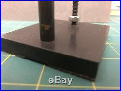 Grs Engraving Tools Dual-Angle Sharpening Fixture preowned