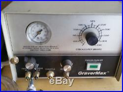 Grs Gravermax And Pedal Used And Working Condition Used Grs Tools