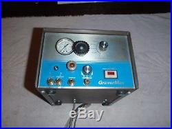 Grs Gravermax Engraving Equipment Knives Firearms Jewelry