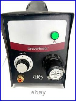 Grs Graversmith And Pedal 1 Handpiece Used And Working Condition Used Grs Tools