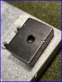 Grs Jeweler 004-666 Adjustable Height Bracket & 004-557 Fixed Mounting Plate Gc