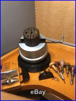 Grs Magnablock Ball Vice + Accessories