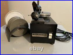 Grs Power Hone Complete Dual Angle Sharpening Syst Setters Engravers Extras Look