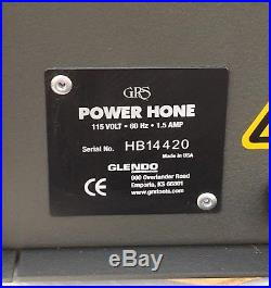 Grs Power Hone With Dual Angle Fixture