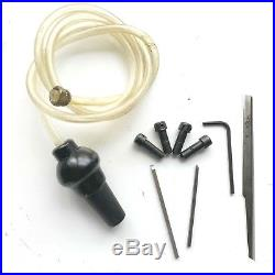 Grs Qc 801 Handpiece With Graver And Quick Change Adapters