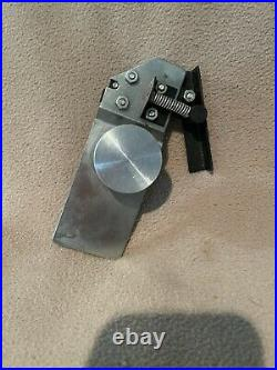 Grs Quick Change Setter Engraver Standard Sharpening Fixture Head Only, Used