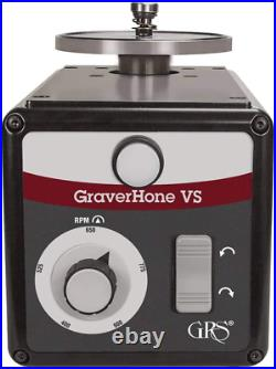 Grs Tools 003-801 Graverhone Complete Dual Angle Sharpening System 100-240Vac 50
