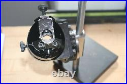 Grs power hone, used dual angle fixture, ceramic and diamond plates