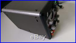 Lightly used GRS tools GraverMach AT Engraving system. Without hand-piece