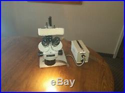 Meiji emz microscope engraving grs