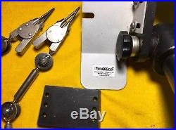 Nanee-b Grs Benchmate Ring Setting Engraving Tool Jewel Setting With Ring Clamp