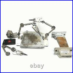 Third-Hand with Soldering Station, Standard Double PLUS ACCESSORIES