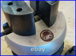 USED GRS STANDARD engraving ball vise with full attachment set