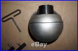 Used Estate Item Heavy Grs Machinist Type Adjustable Ball Vise Tool