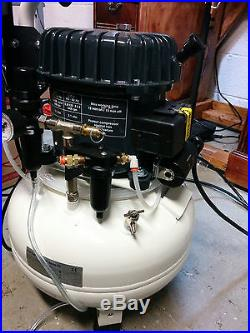 Val-Air Silentaire Air Compressor for GRS engraver systems etc