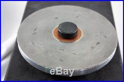 Vintage GRS Tools Power Hone Diamond Wheel Sharpening System 115 Volt Engraving