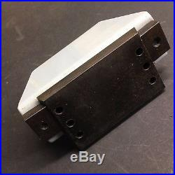 WOODEN BENCH PIN KIT 2 1/8 x 5 1/4 TABLE MOUNTING METAL DOVETAIL HOLDER FIT GRS